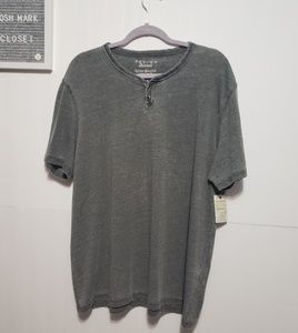 Lucky brand venice burn out tee